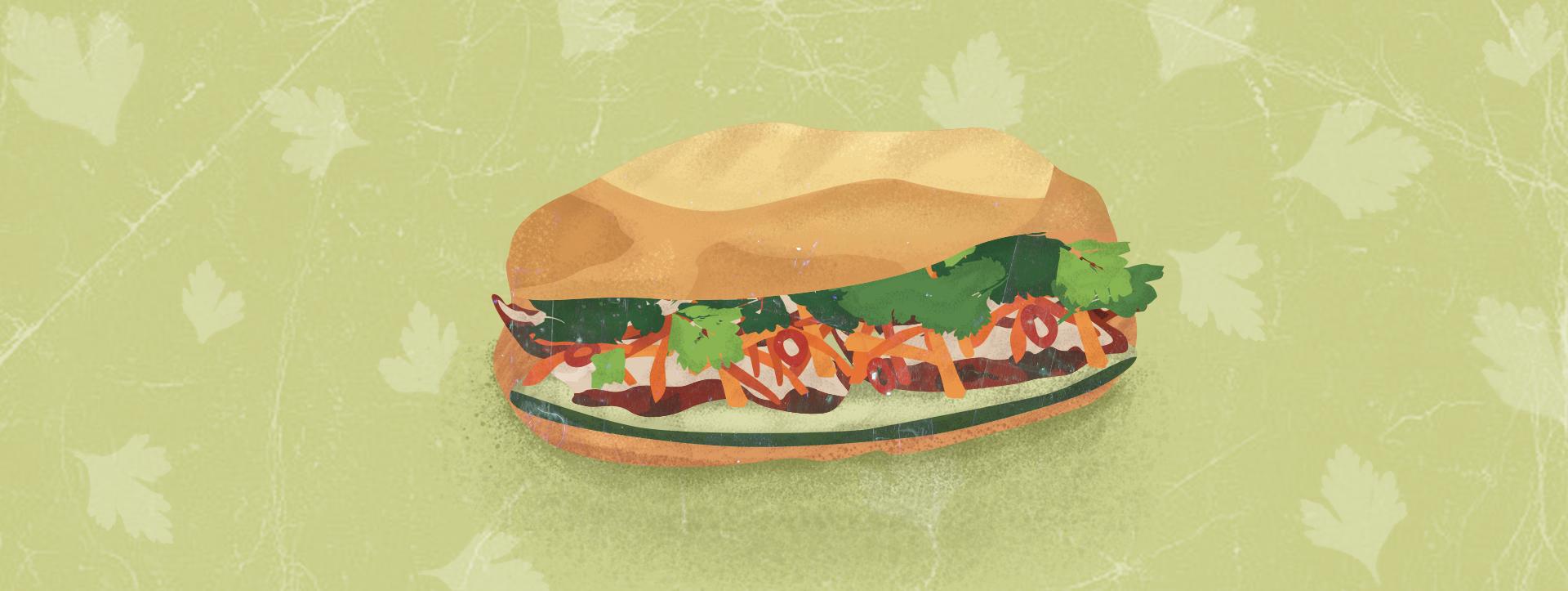 Le bánh mì à Paris, le goût et la mémoire du Vietnam