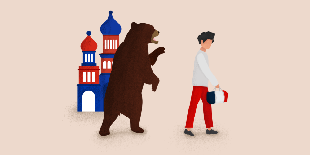 Diaspora russe